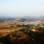 Above Pushkar